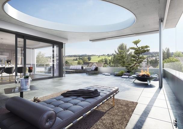 edel wohnen in amriswil ist online. Black Bedroom Furniture Sets. Home Design Ideas